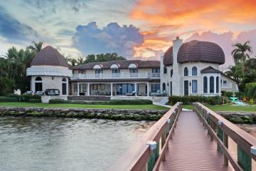 Home for Sale at 1345 SE St Lucie Boulevard, Stuart FL 34996