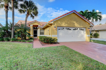 Home for Sale at 3765 Riverside Way, Delray Beach FL 33445
