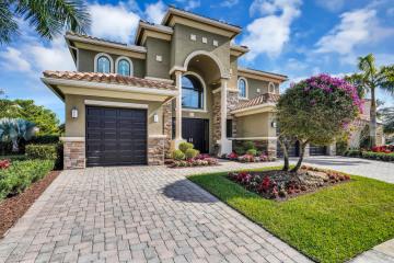 Home for Sale at 9965 Bay Leaf Court, Parkland FL 33076