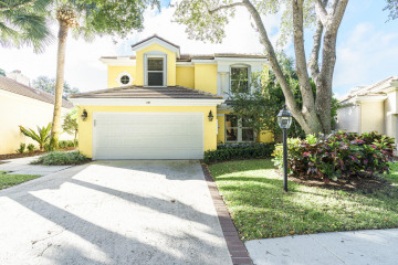 Home for Sale at 18 Grand Bay Circle, Juno Beach FL 33408