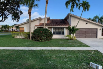 Home for Rent at 22220 Morning Glory Terrace, Boca Raton FL 33433