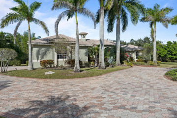 Home for Rent at 16553 Norris Road #B, Wellington FL 33470