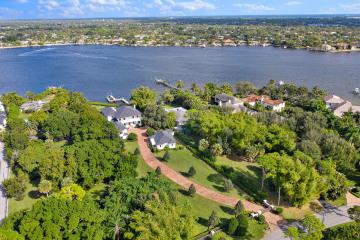 Home for Sale at 5481 Pennock Point Road, Jupiter FL 33458