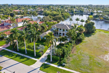 Home for Sale at 12132 Captains Landing(s), North Palm Beach FL 33408