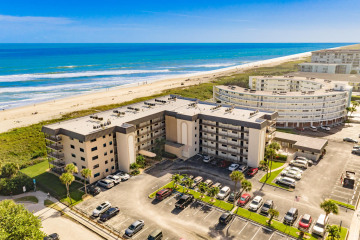 Home for Sale at 4100 Ocean Beach Boulevard #111, Cocoa Beach FL 32931