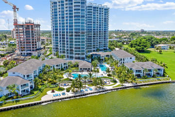 Home for Sale at 2 Water Club Way #1001, North Palm Beach FL 33408