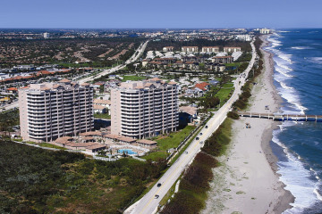 Home for Sale at 750 Ocean Royale #505, Juno Beach FL 33408