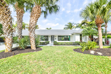 Home for Sale at 2721 NE 41st Street, Lighthouse Point FL 33064