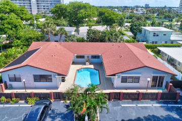 Home for Sale at 3405 Norfolk Street #1,2,3,4, Pompano Beach FL 33062