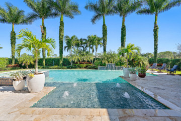 Home for Sale at 13260 Sabal Chase, Palm Beach Gardens FL 33418