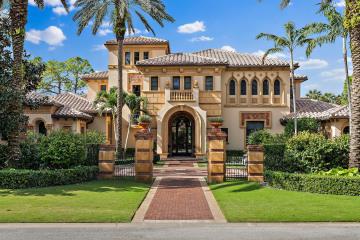Home for Sale at 11601 Charisma Way, Palm Beach Gardens FL 33418