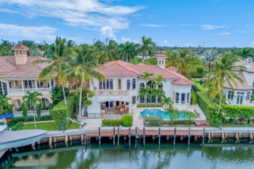 Home for Sale at 761 Harbour Isle Place, North Palm Beach FL 33410