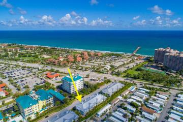 Home for Sale at 120 Ocean Breeze Drive, Juno Beach FL 33408