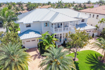 Home for Sale at 2500 NE 35th Street, Lighthouse Point FL 33064