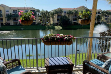 Home for Sale at 800 Uno Lago Drive #205, Juno Beach FL 33408