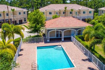 Home for Sale at 6295 SE Portofino Circle #12-1, Hobe Sound FL 33455
