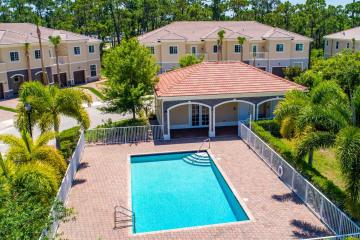 Home for Sale at 6279 SE Portofino Circle #12-2, Hobe Sound FL 33455
