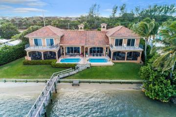 Home for Sale at 18385 SE Federal Highway #18385&18395, Tequesta FL 33469