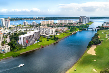Home for Sale at 356 Golfview Road #409, North Palm Beach FL 33408