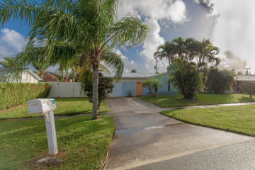 Home for Sale at 75 Willow Road, Tequesta FL 33469