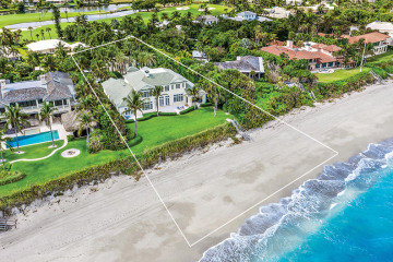 Home for Sale at 11750 Turtle Beach Road, North Palm Beach FL 33408