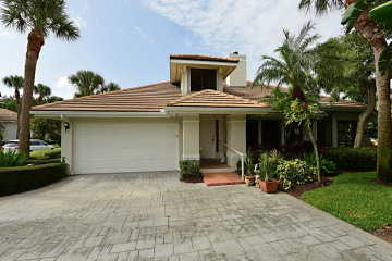 Home for Sale at 441 Coral Cove Drive, Juno Beach FL 33408