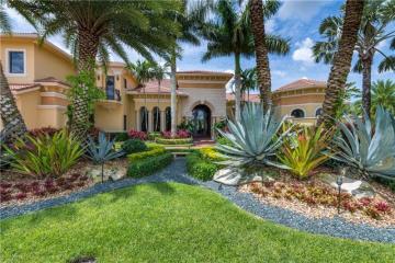 Home for Sale at 7120 Lemon Grass Drive, Parkland FL 33076