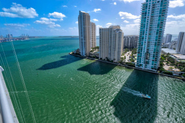 Home for Sale at 325 S Biscayne Boulevard #2617, Miami FL 33131