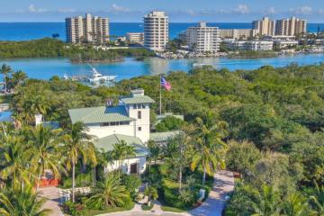 Home for Sale at 52 Coconut Lane, Tequesta FL 33469
