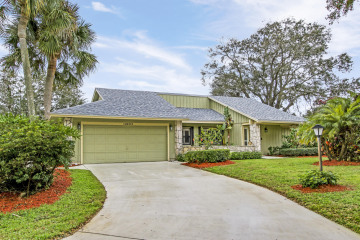 Home for Sale at 12803 SE Royal Troon Court, Hobe Sound FL 33455