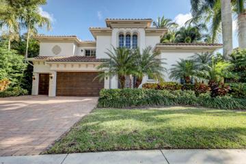 Home for Sale at 3150 San Michele Drive, Palm Beach Gardens FL 33418