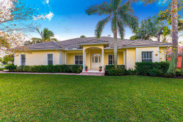 Home for Sale at 8196 SE Governors Way, Hobe Sound FL 33455