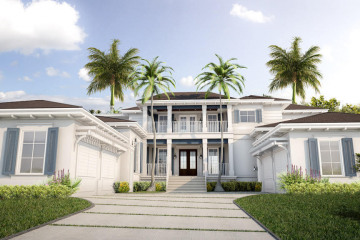 Home for Sale at 12 Ocean Drive, Jupiter Inlet Colony FL 33469
