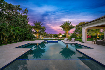 Home for Sale at 220 Commodore Drive, Jupiter FL 33477