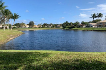 Home for Sale at 4080 Sabal Lakes Road, Delray Beach FL 33445