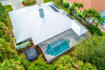 Home for Sale at 9232 SE Mystic Cove Terr Terrace, Hobe Sound FL 33455