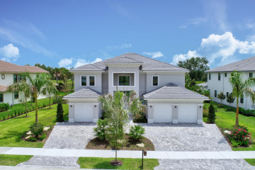 Home for Sale at 7742 Marvanna Lane, Parkland FL 33076