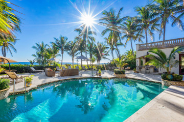 Home for Sale at 719 N Ocean Blvd, Delray Beach FL 33483