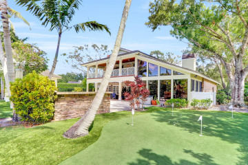 Home for Sale at 9905 SE Mahogany Way, Tequesta FL 33469