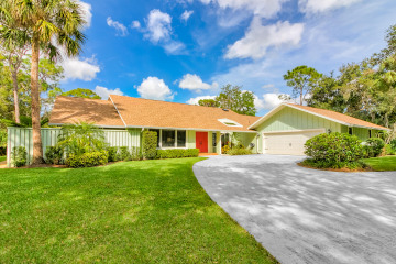 Home for Sale at 1715 SW Saint Andrews Drive, Palm City FL 34990