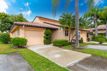 Home for Sale at 3705 SW Quail Meadow Trail #F, Palm City FL 34990