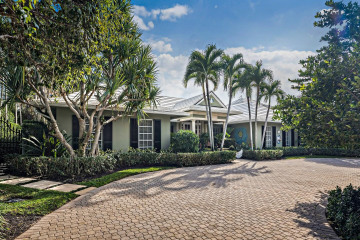 Home for Sale at 1263 Lake House Drive, North Palm Beach FL 33408