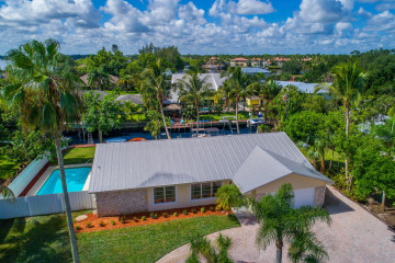Home for Rent at 9366 SE River Terrace, Tequesta FL 33469