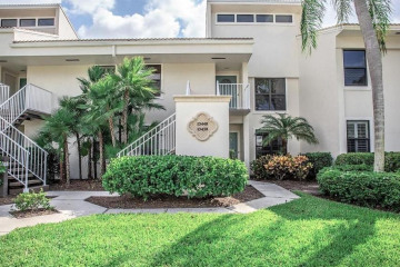 Home for Sale at 13440 Harbour Ridge Boulevard #4, Palm City FL 34990