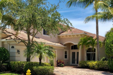 Home for Rent at 261 Porto Vecchio Way, Palm Beach Gardens FL 33418