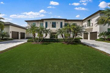 Home for Sale at 13843 Le Bateau Isle(s), Palm Beach Gardens FL 33410
