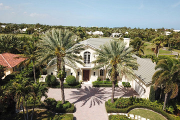 Home for Sale at 817 Lake House Drive, North Palm Beach FL 33408