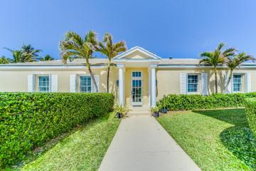 Home for Sale at 11418 Turtle Beach Road #1, North Palm Beach FL 33408