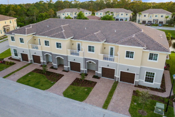 Home for Sale at 6248 SE Portofino Circle #901, Hobe Sound FL 33455