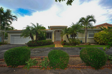 Home for Rent at 1425 Trillo Ave, Coral Gables FL 33146